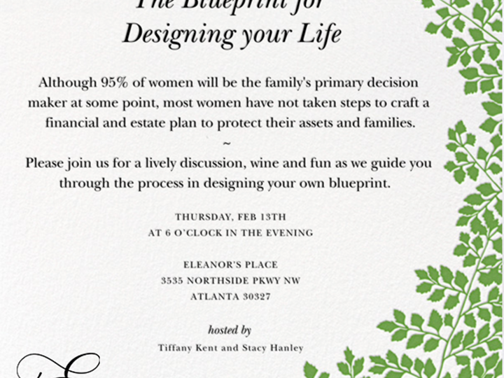Preparing Women for Prosper: The Blueprint for Designing Your Life