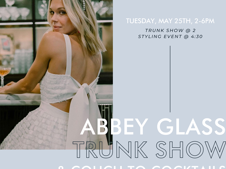 Abbey Glass Trunk Show & Couch to Cocktails Styling Event