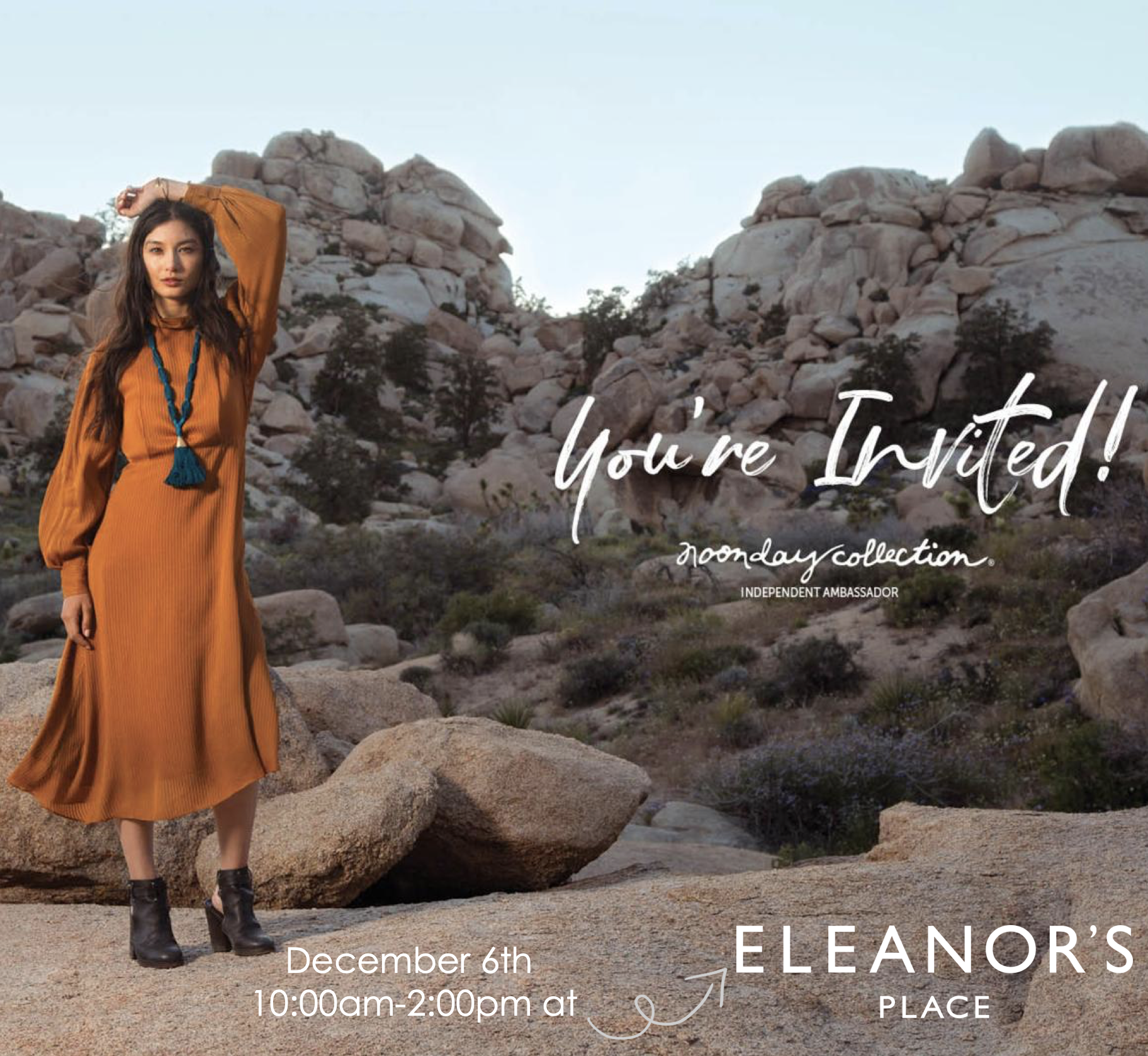Noonday Trunk Show